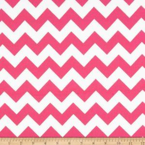 Baby Flannel Chevron Print Fitted C..
