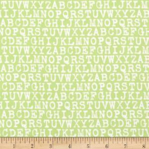 Baby Alphabet Print in Multiple Col..